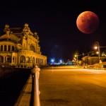 Superluna și eclipsa la Constanța!