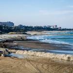 Vezi cum s-a schimbat litoralul în  doar câteva zile