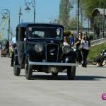 Parfum nostalgic pe faleza din Constanța