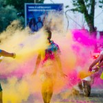 The Color Run Mamaia 2016