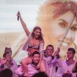 Regata Marilor Veliere – Corina a făcut show alături de marinari